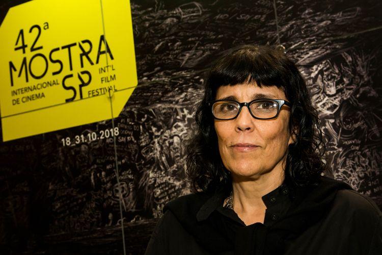 42ª Mostra Internacional de Cinema/São Paulo Int`l Film Festival - Daniela Thomas, diretora do filme Metade do Céu