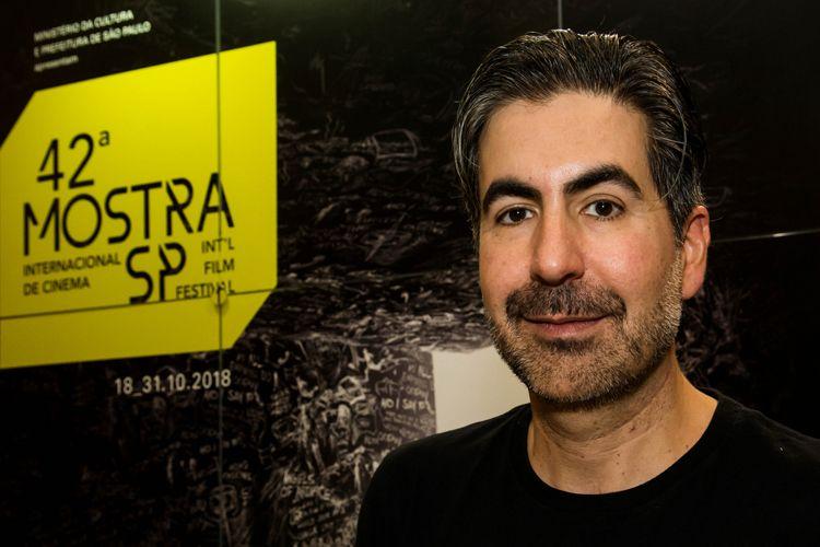 42ª Mostra Internacional de Cinema/São Paulo Int`l Film Festival - Beto Amaral, produtor do filme Metade do Céu