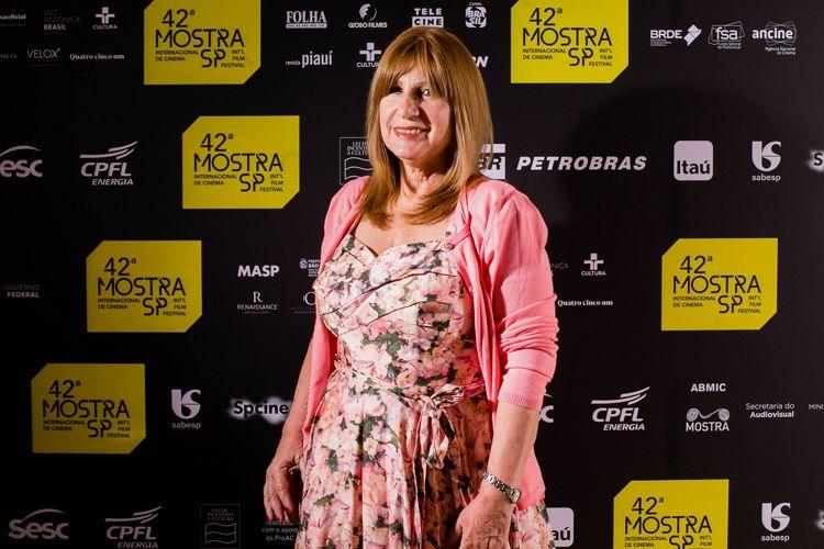 42ª Mostra Internacional de Cinema/São Paulo Int`l Film Festival - Talma Friedler, atriz do filme Tragam a Maconha