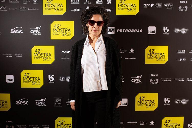 42ª Mostra Internacional de Cinema/São Paulo Int`l Film Festival -  Tata Amaral, diretora do filme Sequestro Relâmpago