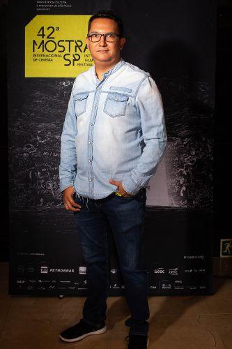 42ª Mostra Internacional de Cinema/São Paulo Int`l Film Festival -  William Vega, diretor do filme Sal