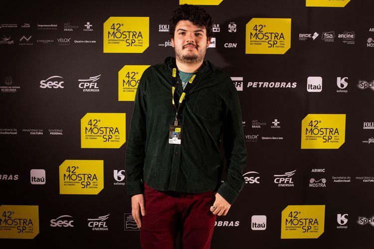 42ª Mostra Internacional de Cinema/São Paulo Int`l Film Festival - Cristiano Calegari, diretor do filme Bia 2.0
