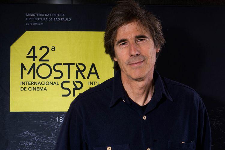 42ª Mostra Internacional de Cinema/São Paulo Int`l Film Festival - Walter Salles, diretor de Central do Brasil