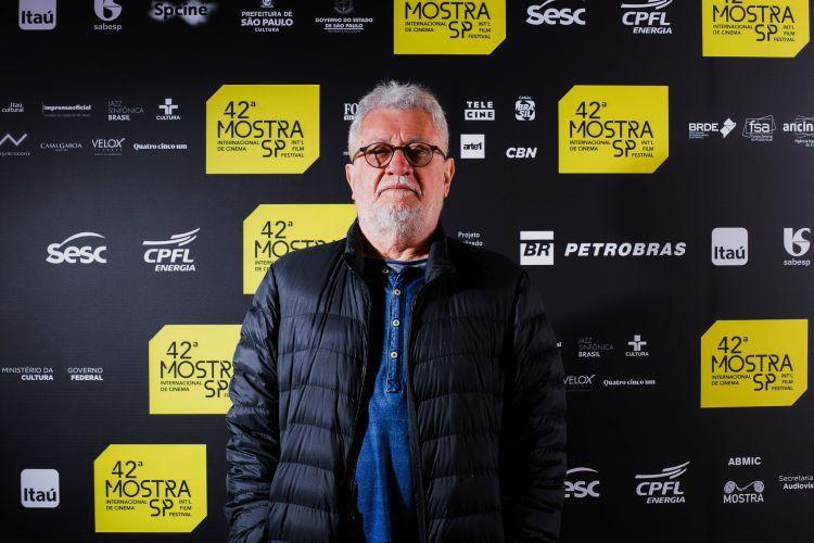 42ª Mostra Internacional de Cinema/São Paulo Int`l Film Festival - Walter Carvalho, diretor de fotografia de Central do Brasil