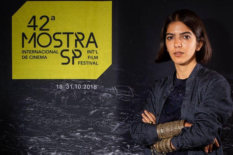 42ª Mostra Internacional de Cinema/São Paulo Int`l Film Festival -  Solmaz Panahi, filha de Jafar Panahi