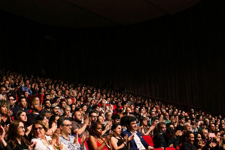 Auditório Ibirapuera/42ª Mostra Internacional de Cinema/São Paulo Int`l Film Festival - Cerimônia de Premiação e Encerramento