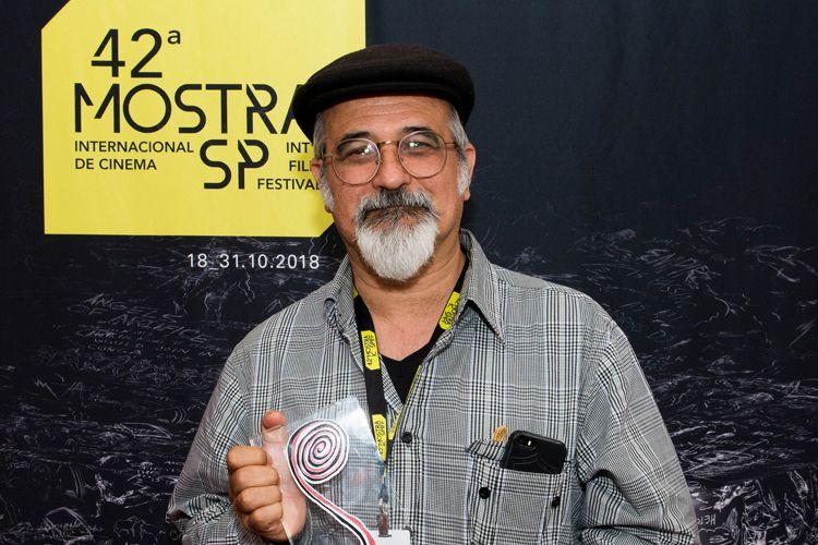 42ª Mostra Internacional de Cinema/São Paulo Int`l Film Festival - Cerimônia de Premiação e Encerramento - Nuno Godolphim, produtor do filme Torre das Donzelas