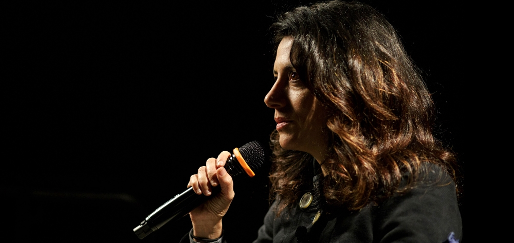 """""""Sou grata ao cinema porque ele me trouxe muito do meu pai"""", diz Marina Person"""
