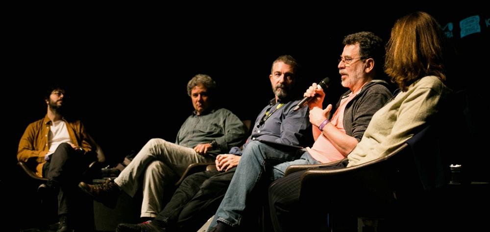 Convergência entre literatura e cinema é tema de debate marcado por realizadores que trabalham com...