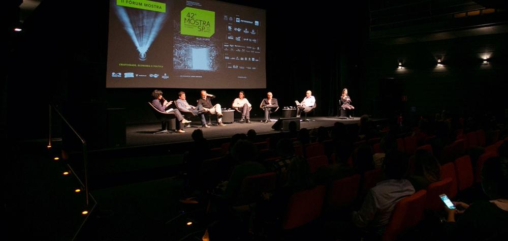"""""""De onde vem a inspiração"""" foi o tema do primeiro dia do II Fórum Mostra; confira a cobertura"""