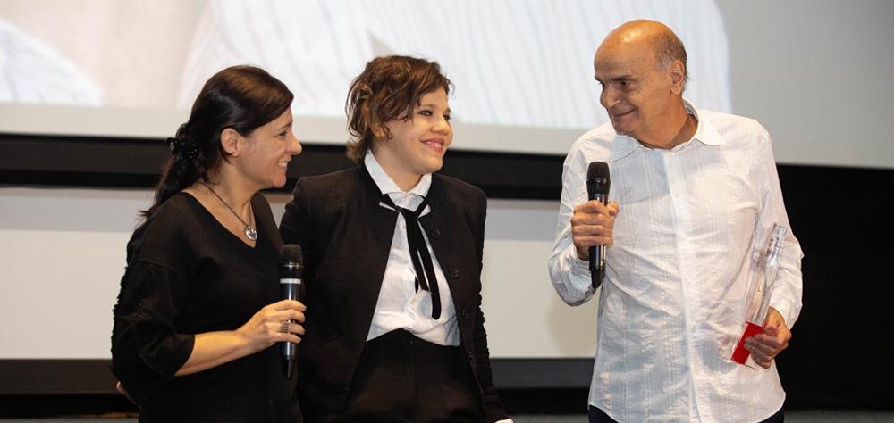 """Sessão reuniu """"Pixote"""" restaurado, homenagem a Drauzio Varella e curta de Bárbara Paz"""