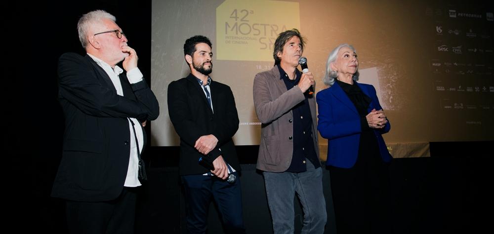 "Falas emocionadas e aplausos marcam evento que comemorou os 20 anos de ""Central do Brasil"""