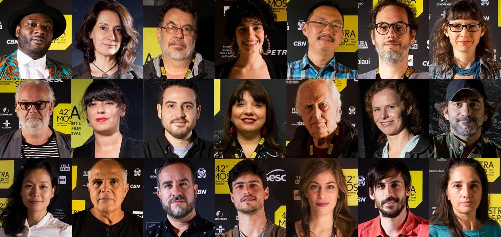 Leia e veja entrevistas com atores, diretores, produtores e roteiristas que vieram à 42ª Mostra